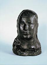 Woman's Head  (Fernande Olivier)