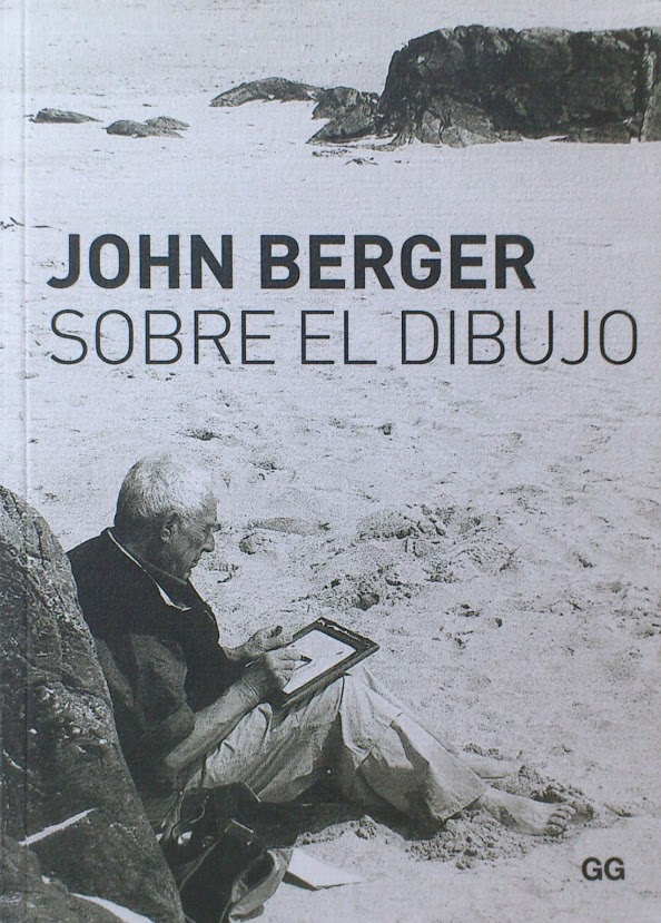 """Cover of the book """"Berger on Drawing"""""""