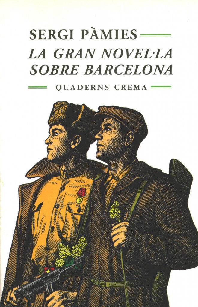 Cover of The Great Novel of Barcelona