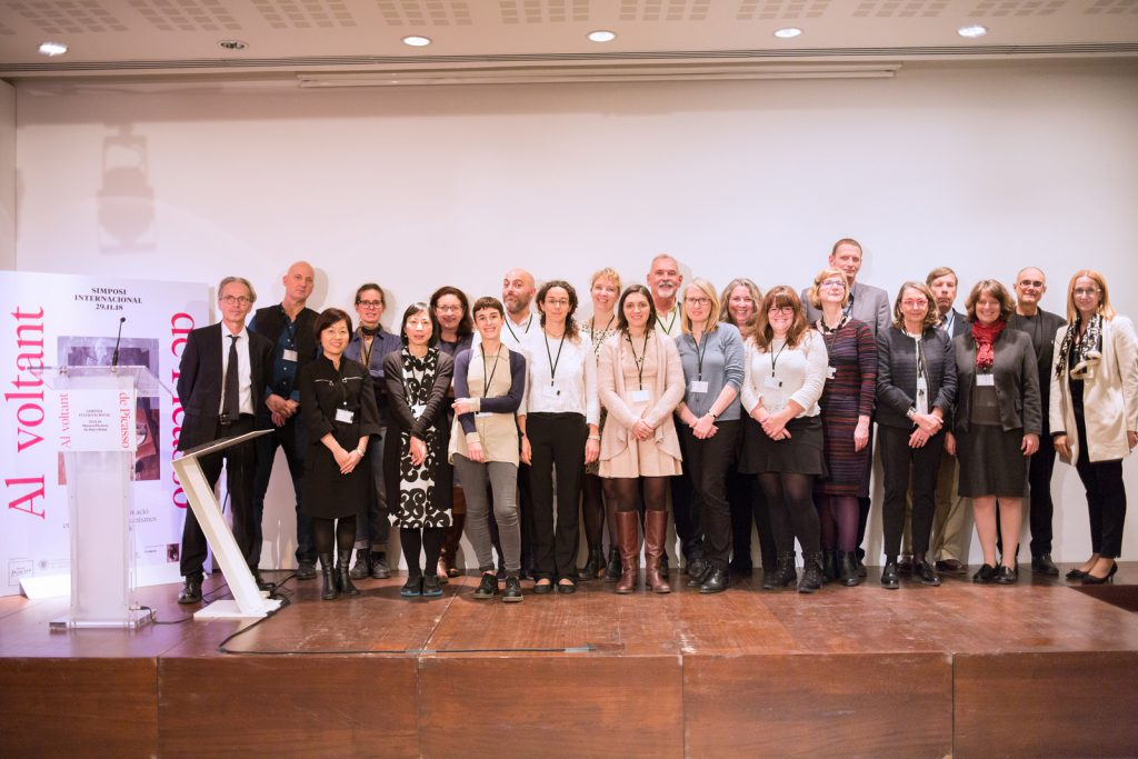 More than 100 professionals participate in the international symposium about conservation and restoration «Around Picasso»
